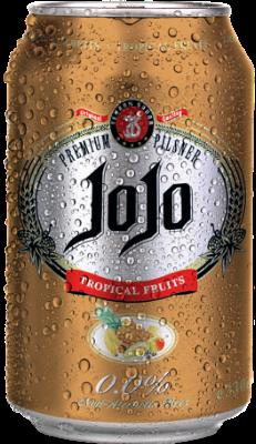 آبجوی قوطی طعم استوایی