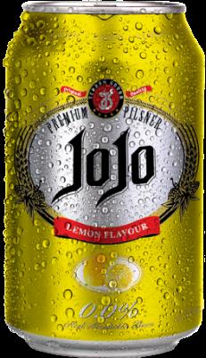 آبجو طعم لیمو بطری 1 لیتری