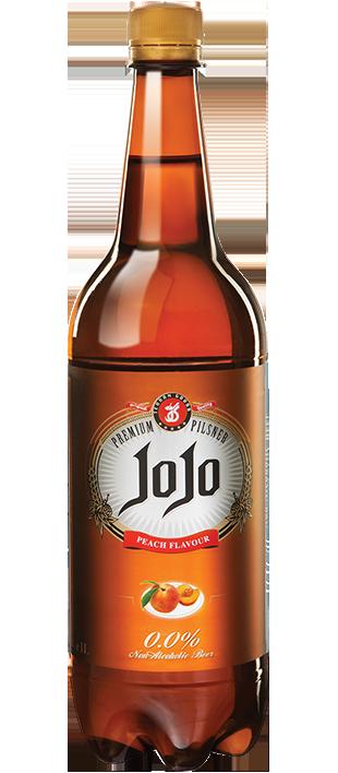 آبجو طعم هلو بطری 330 میلی لیتر